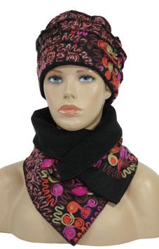 Mütze Schal  Set Minna