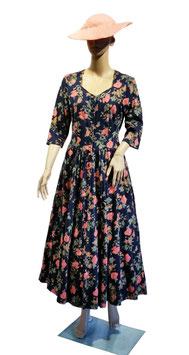 Laura Ashley Jerseykleid Vintage Lulu