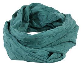 Schlauchschal Loop Schal smaragdgrün Lara
