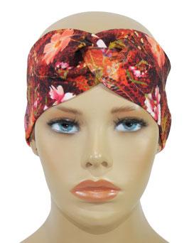 Turban Stirnband Jersey Haarband Ibiza