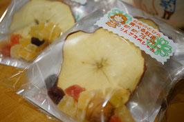 食べる紅茶 morimoriフルーツティー りんごスペシャル