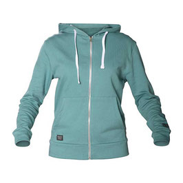 SNAP Zip Hoody(Green)