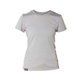 Snap Classic T-Shirt(Light Grey)