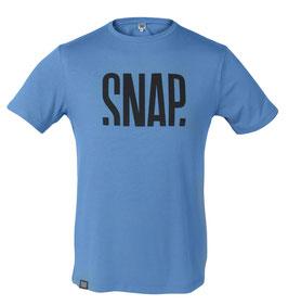 SNAP Technical Merino T-Shirt (Steel Blue)