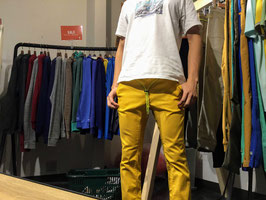 ☆SALE☆SNAP / Barracuda Pant(UNISEX, Yellow)