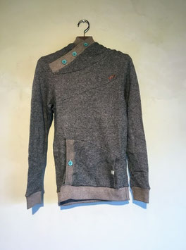 ☆SALE☆NIHIL / Wombat Sweater / PINK SALMON / S