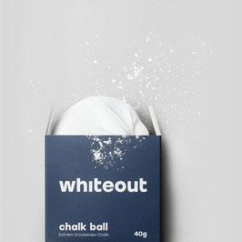 Whiteout Chalk ball 40g