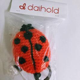 daihold(ダイホールド) ミミちゃんチョークボール ~テントウムシ~