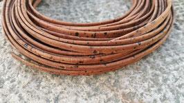 N4,LIEGE du portugal, naturel et qualité ++ ! lien plat 4 mm brun