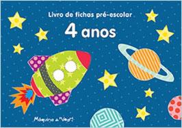 Arbeitsblätter auf Portugiesisch - 4 Jahre
