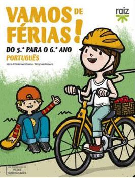 Arbeitsblätter auf Portugiesisch - Vamos de férias! 5 - 6 Klasse