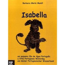 Isabella, ein kleiner Portugiesischer Wasserhund
