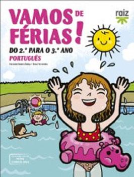 Arbeitsblätter auf Portugiesisch - Vamos de férias! 2 - 3 Klasse