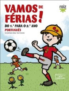 Arbeitsblätter auf Portugiesisch - Vamos de férias! 1 - 2 Klasse