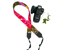Cinta càmera animal print