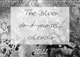 The silver do-it-yourself calendar (2022)