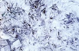 Eisstrukturen, Briefkarte