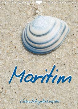 Maritim - Geburtstagskalender und Planer (2022)