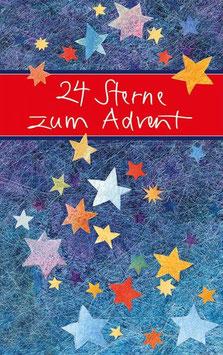 24 Sterne zum Advent