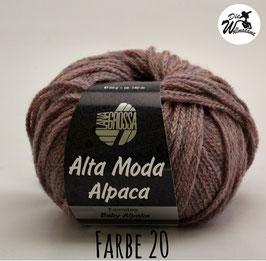 Alta Moda Alpaca Farbe 20