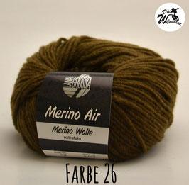 Merino Air Farbe 26