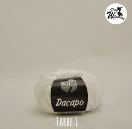 Dacapo Fb. 1
