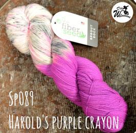 Sprout SP089 Harold's purple crayon