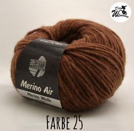 Merino Air Farbe 25