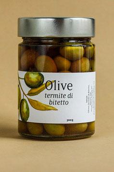 Olive termite di bitetti