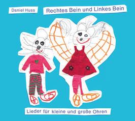 """CD """"Rechtes Bein und Linkes Bein"""""""