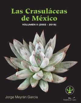 Las Crasuláceas de México Vol II