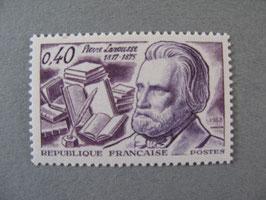 n°1560 ** timbre entièrement violet