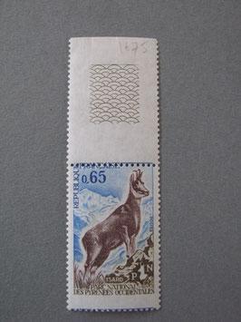 n°1675 ** piquage à cheval