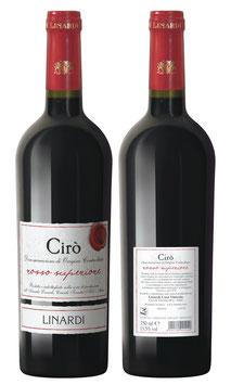 Cirò Doc Rosso Superiore 2010