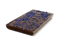 Tablettes de chocolat noir 63% violette 100g