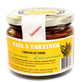Pâte à Tartiner chocolat noir 300g