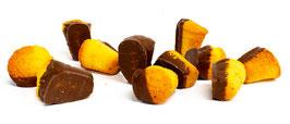 Madeleines Bouchon chocolat lait 35% 200g