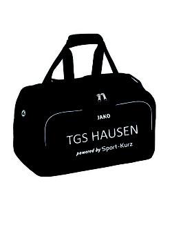 Sporttasche mit seitlichem Nassfach