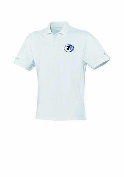 Polo-Shirt Baumwolle (WEISS)