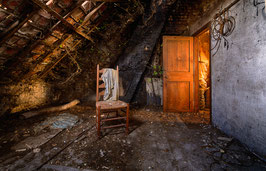 Het zolder kamertje