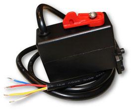 Elektromechanische Steckerverriegelung für Typ 2 Ladedosen