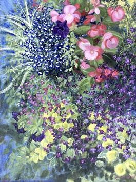 'Pavilion Gardens' Art Print