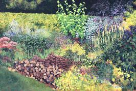 'Regent's Park' Art Print