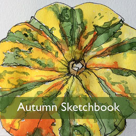 Autumn Sketchbook Workshop Sat 3rd October 2020