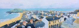 'St Ives' Art Print
