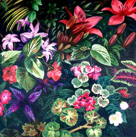 'Botanicals' Art Print