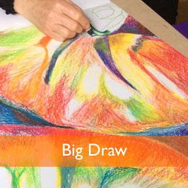 Big Draw Art Workshop Wed 8th July 2020