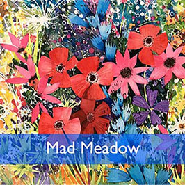 Mad Meadow Watercolour Painting Workshop Wednesday 19th August 2020