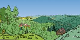 1506: Dorf in den Bergen