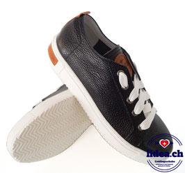 L'IDEA Sneaker 88-3 schwarz